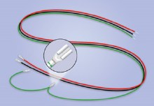 Wiring Loom for Turnout Motor - PL34