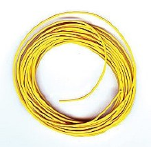 Electrical Wire Yellow, 3 Amp - PL38Y