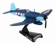 1:100 Scale F4U Corsair VMF-214 #86 Pappy Boyington - 53563