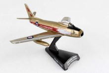 "1:100 Scale RCAF Canadair Sabre ""Golden Hawks"" - 53614"