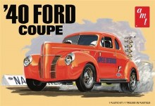 1:25 Scale '40 Ford Coupe - AMT1141