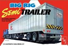 1:25 Scale Big Rig Semi Trailer - AMT1164