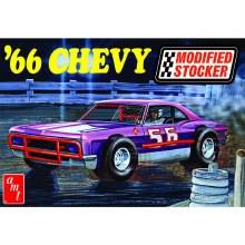 1:25 Scale 1966 Chevy Impala Modified Stocker - AMT1183