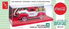 1:25 Scale Cars & Collectibles Display Case (Coca-Cola) - AMT1199