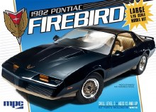 1:16 Scale 1982 Pontiac Firebird - MPC858