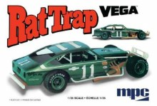 "1:25 Scale 1974 Chevy Vega Modified ""Rat Trap"" - MPC905"