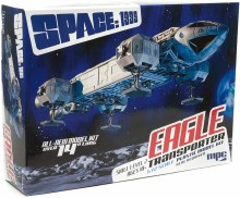 1:72 Scale Space: 1999 Eagle Transporter - MPC913