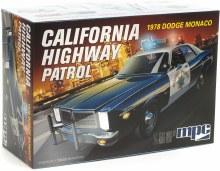 1:25 Scale California Highway Patrol 1978 Dodge Monaco - MPC922