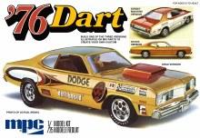 1:25 Scale 1976 Dodge Dart Sport - MPC925