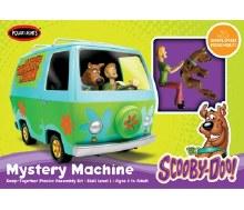 1:25 Scale Scooby Doo Mystery Machine Snap Kit - POL901