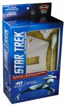 1:1000 Scale TOS Klingon D7 Snap Kit - POL937