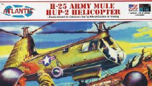 1:48 Scale H-25 Army Mule HUP-2 Helicopter - RAMCA502
