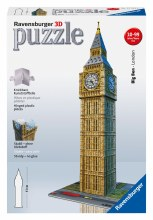 Big Ben 3D Puzzle 216pc - RB12554