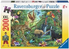 Animals In The Jungle XXL 200pc - RB12660