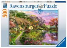 Country House 500pc - RB15041