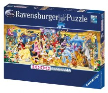 Disney Characters Panoramic 1000pc - RB15109