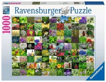 99 Herbs & Spices 1000pc - RB15991