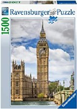 Funny Cat on Big Ben 1500pc - RB16009