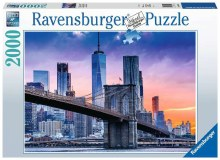 New York Skyline 2000pc - RB16011