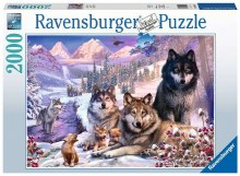 Wolves in the Snow 2000pc - RB16012