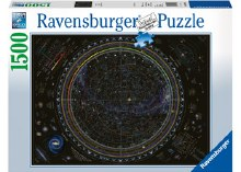 Map Of The Universe 1500pc - RB16213