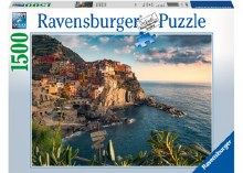 Cinque Terre Viewpoint 1500pc - RB16227