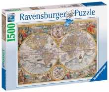 Historical Map 1500pc - RB16381