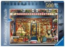 Antiques & Curiosities 500pc - RB16407