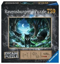 Escape 7 The Curse of the Wolves 759pc - RB16434