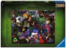 Disney Villainous: The Worst Comes Prepared 2000pc - RB16506