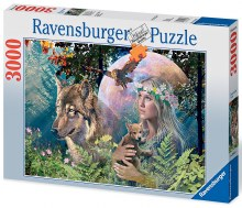 Lady Of The Forest 3000pc - RB17033