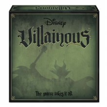 Disney Villianous - The Worst Takes It All Game - RB26295