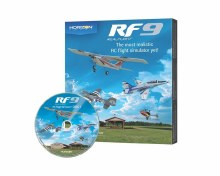 RealFlight RF9 Flight Simulator Software - RFL1101