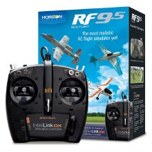 RealFlight 9.5 Flight Simulator with Interlink Controller - RFL1200