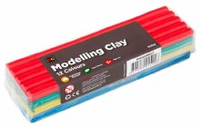Modelling Clay 500gm Multicoloured