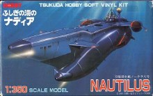 Nautilus Soft Vinyl Kit (Movie) 1:350 - 3200218