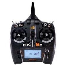 Spektrum DX8e Transmitter Only - SPMR8105