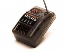 SR315 3 Channel Sport Surface Receiver - SPMSR315
