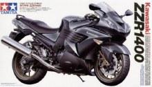 1:12 Scale Kawasaki ZZR1400 - T14111