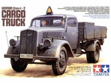 1:35 Scale German 3Ton 4x2 Cargo Truck - T35291