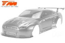 Body - 1:10 Touring / Drift 190mm - Clear - R35 - TM503394C