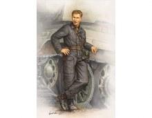 1:16 WWII Soviet Army Tank Crewman 1942 - TR00701