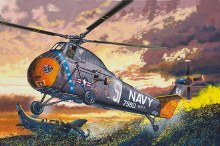 1:48 Scale H-34 US Navy Rescue - TR02882
