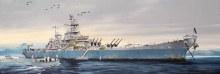 "1:200 Scale US ""Missouri"" Battleship BB-63 - 03705"