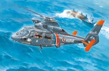1:35 Scale AS365N2 Dolphin 2 Helicopter  - TR05106