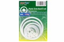 Plastic Circle Board B-Set - 09938