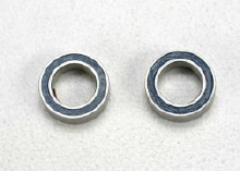 Ball Bearings, Blue Rubber Sealed, 5x8x2.5mm - 5114