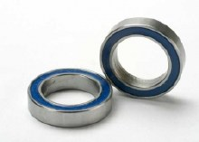 Ball Bearings, Blue Rubber Sealed, 12x18x4mm - 5120