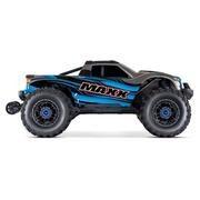 1:10 Traxxas MAXX 4WD VXL-4S Monster Truck (Blue) - TRAX89076-4