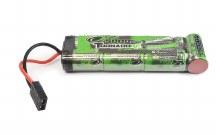 5000 mAh 8.4v 7 Cell Flat NiMh w/TRX Plug - 5000F-7C-TRX